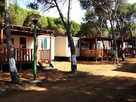 Camping Village Saragosa