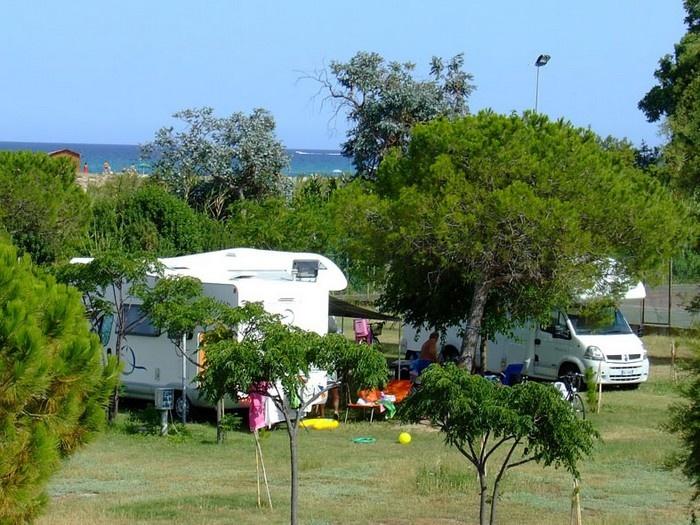 Camping Ermosa