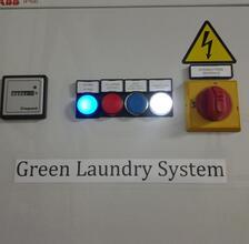 GREEN LAUNDRY SYSTEM - Installazione