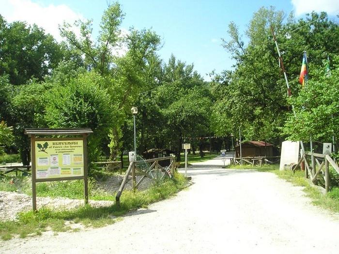 Area di Sosta Attrezzata Parco Le Querce