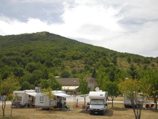 Camping Monte Prata