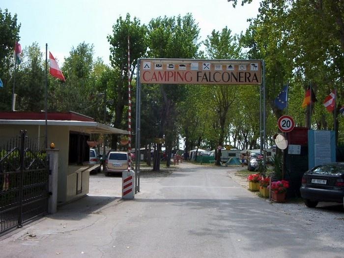 Campeggio Falconera
