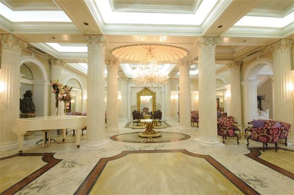 Grand hotel des bains riccione viale gramsci 56 for Grand hotel des bain