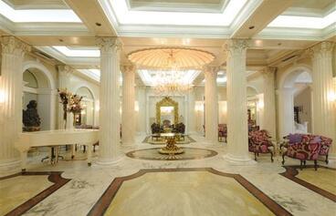 Grand Hotel Des Bains - Hall