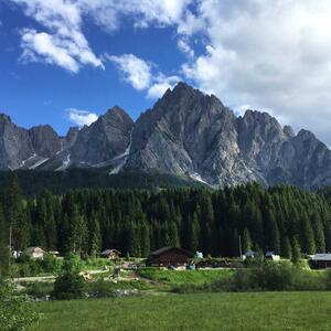 Alpin Park Sappada Camping