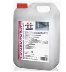 LAVAPAVIMENTI IGIENIZZANTE  E' un detergente sanificante a base di Bardac 22, indicato per la pulizia e l'igienizzazione di tutte le superfici dure (pavimenti, piastrelle, lavelli, superfici smaltate e plastificate).