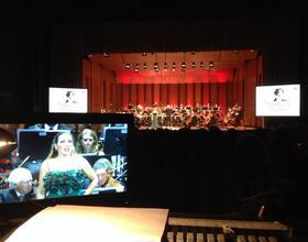 Concorso Renata Tebaldi, Teatro San Marino 2013 Tecnici per PLANET SERVICE SRL