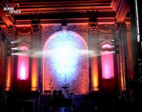 Venezia Scuola Grande della Misericordia  Datore luci e scenografie per conto di PLANET SERVICE SRL