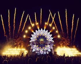 Corona Sunset Festival 2015 - Spiaggia libera Rimini - Produzione, Main contractor per tutte le forniture locali.