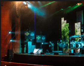 DREAM THEATER Produzione tour Aprile 2016 presso Milano e Trieste