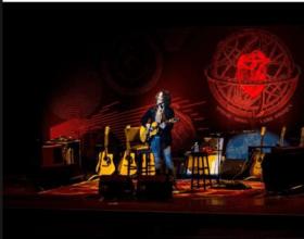 CHRIS CORNELL Produzione per LIVENATION tour Aprile 2016 presso Milano e trieste