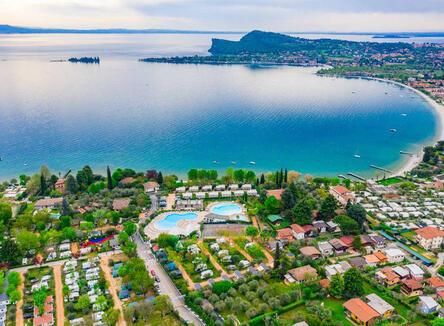 Wochenendangebot April-Mai 2019 im Camping am Gardasee mit Late Check-out