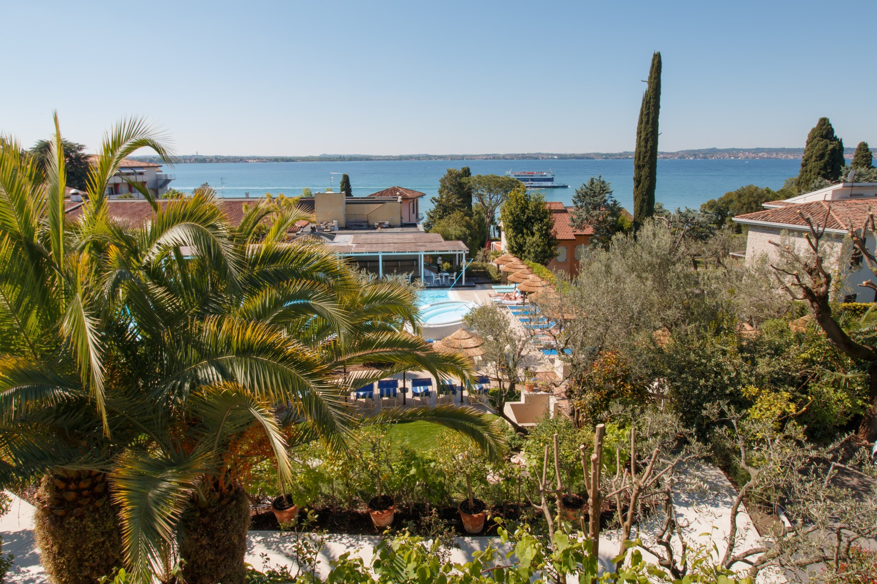 Photogallery Hotel 4 Stelle Olivi A Sirmione  Le Foto Dell