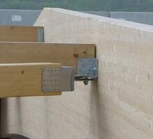 Fixing of brackets