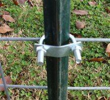 Fissaggio di recinzioni