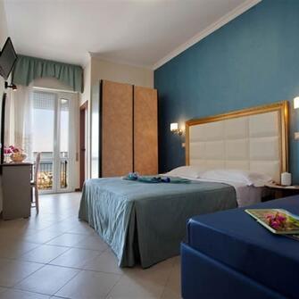 hotel helios - Hotel quattro Stelle - Giardino - Rivazzurra