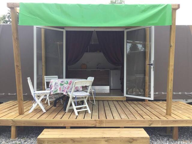 Veranda Maxi-Tenda