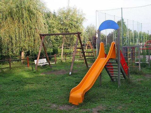 Parco Giochi nel verde