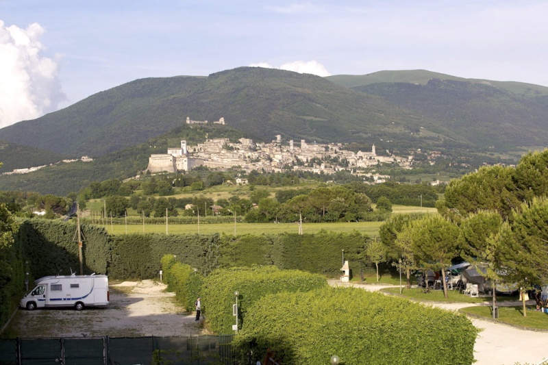 Green Village Assisi
