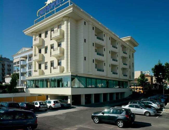 Hotel metropole rimini marina centro tre stelle superiori hotel rimini marina centro - Hotel nuovo giardino rimini ...