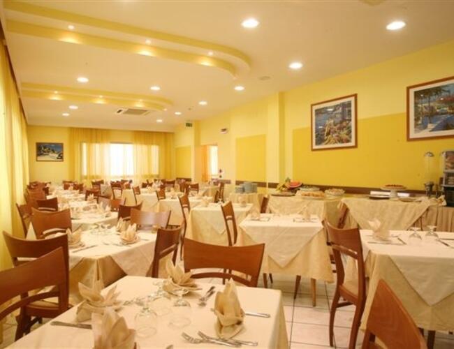 Hotel De La Ville Rimini Via Rapallo