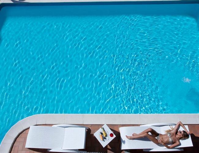 Hotel Du Soleil Rimini Marina Centro Quattro Stelle
