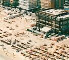 L'HOTEL GIORDANO VISTO DA UNA FOTO AEREA (nord-est)