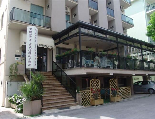 Hotel nuovo giardino rivazzurra tre stelle hotel rivazzurra promozione alberghiera rimini - Hotel nuovo giardino rimini ...