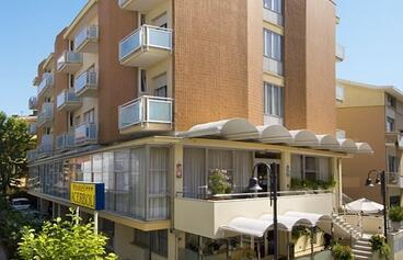 Hotel Acerboli - Facciata/Front