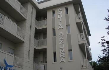 Hotel Aquila Azzurra - Esterno