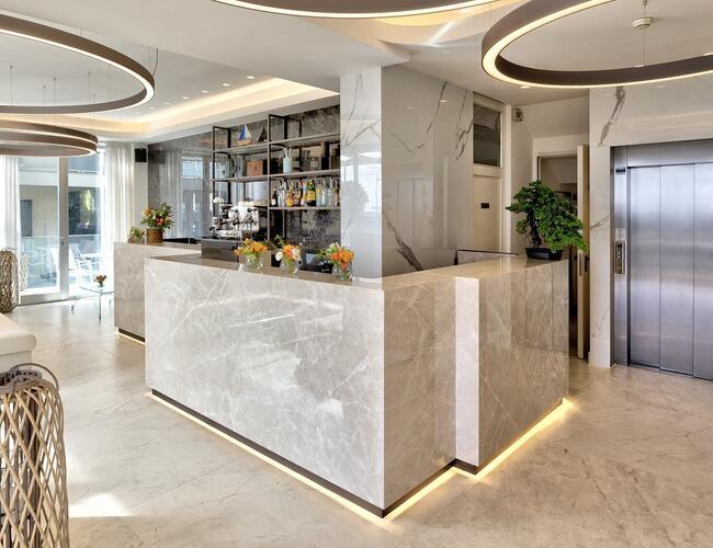Hotel Vistamare Rivazzurra Tre Stelle Hotel Rivazzurra Promozione Alberghiera Rimini