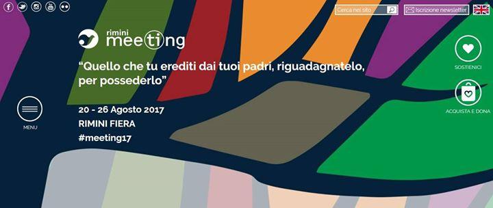 Meeting Rimini 2017