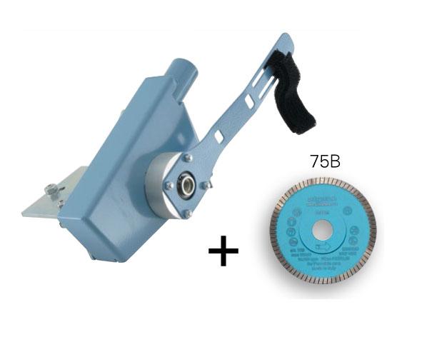 Taglierina kera flex inx f d per smerigliatrice con disco
