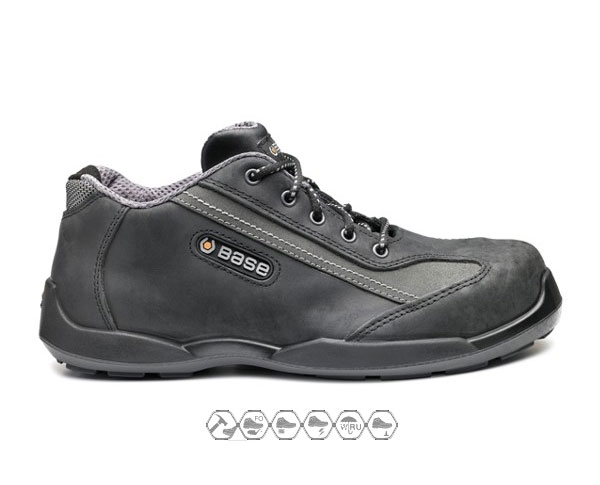 huge selection of 73bda f2ed0 Scarpe Antinfortunistiche Record RALLY NEW S3 SRC B0627N BASE PROTECTION