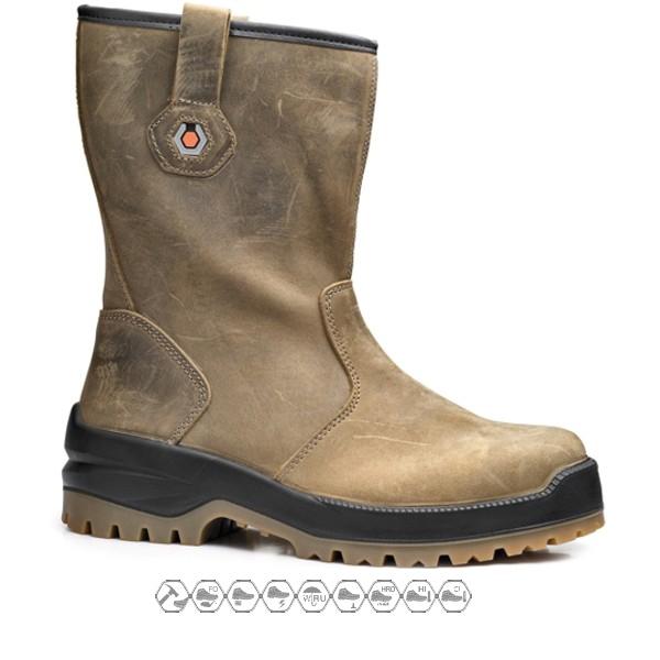 eccezionale gamma di colori outlet raccolta di sconti Stivali Scarpe Antinfortunistica Platinum MAMMUTH THERMO S3 B720 BASE  PROTECTION