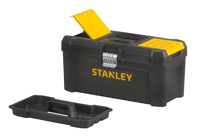 Stanley cassetta portautensili essential 16 vaschetta estraibile stst1-75518