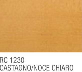 Impregnante EFFETTO CERA all\'acqua per legno 750 ml. RC1230 CASTAGNO ...
