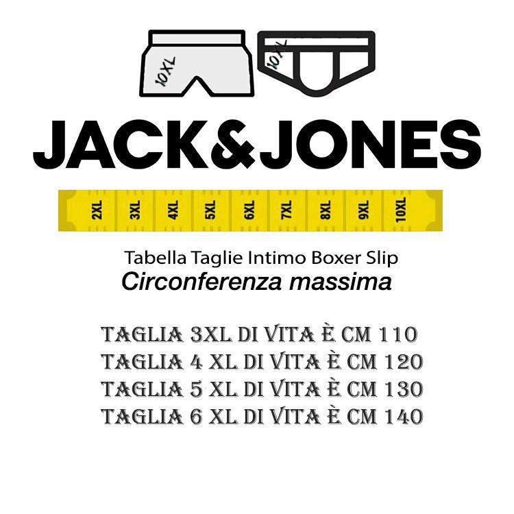 best authentic 2852f 52534 Jack & Jones Tris slip plus size man article12147592 bordeaux