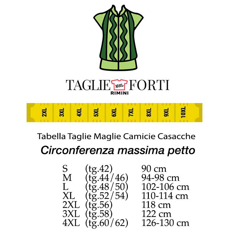 Taglie Forti. camicia donna taglie comode 707418 blu