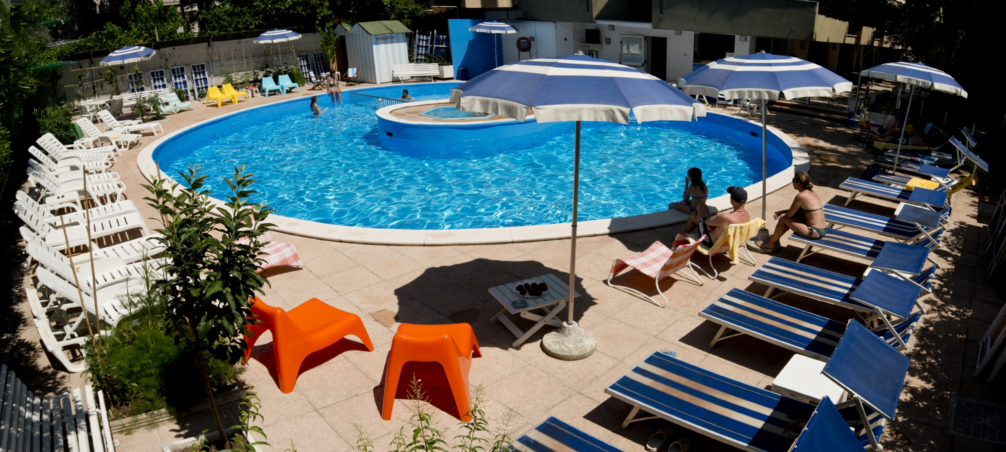 Offer For June 2018 All Inclusive Stay In Rimini In Hotel With Swimming Pool With Free Beach Village