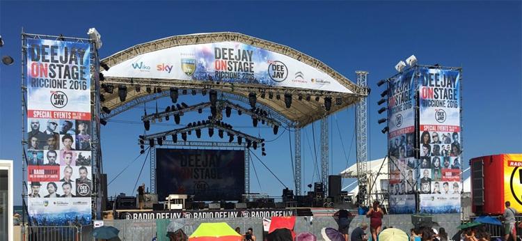 summer like a deejay riccione estate 2019 con radio deejay agosto