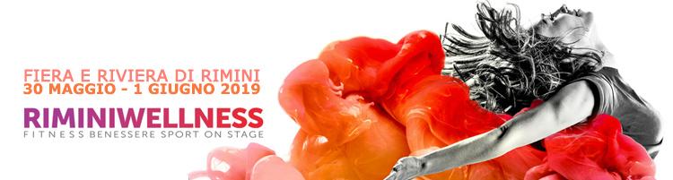 riminiwellness rimini wellness 2019 fiera 30 maggio 1 giugno informazioni date orari ospitalità offerte last minute prezzi biglietti sconti