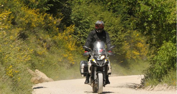 italian challenge mototurismo italia in moto