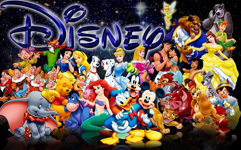 Märchenfiguren Disney