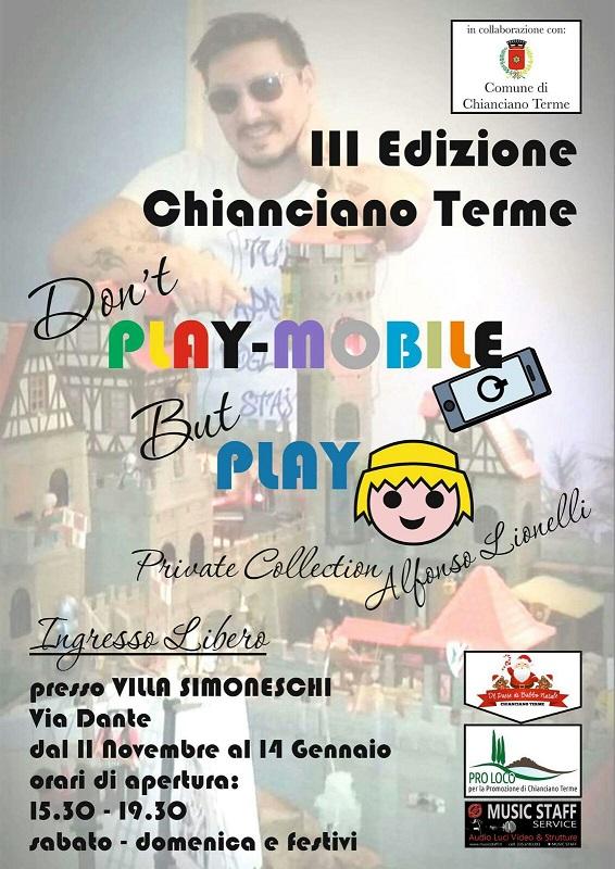 Straordinaria Mostra Playmobil 11 Novembre 14 Gennaio