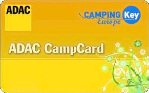 Bildergebnis für adac campingcard 2019