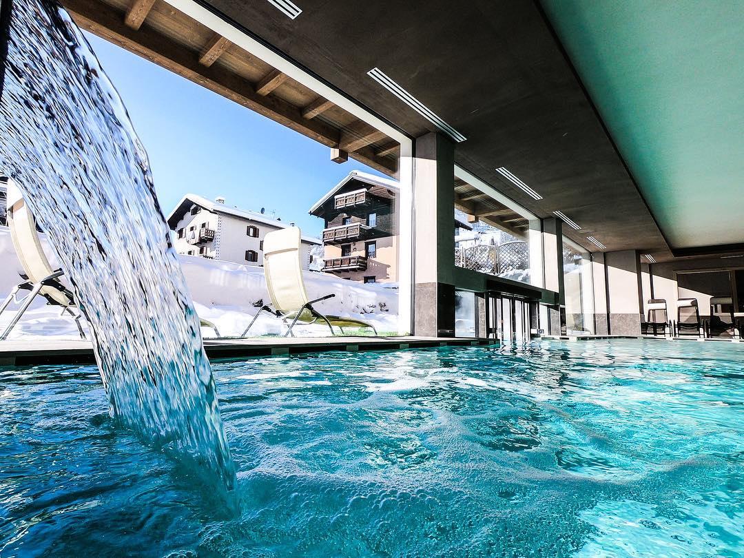 Hotel con piscina Livigno