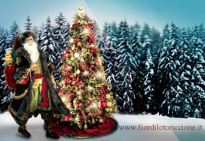 Addobbi natalizi americani vendita on line