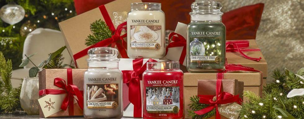 Yankee Candle Natale.Yankee Candle Natale Vendita Online Candele Yankee Candle