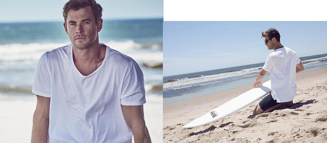 Chris Hemsworth - Boss Bottled